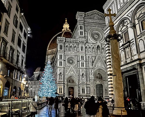 Weihnachten in der Toskana - Dom in Florenz zum Weihnachtsfest