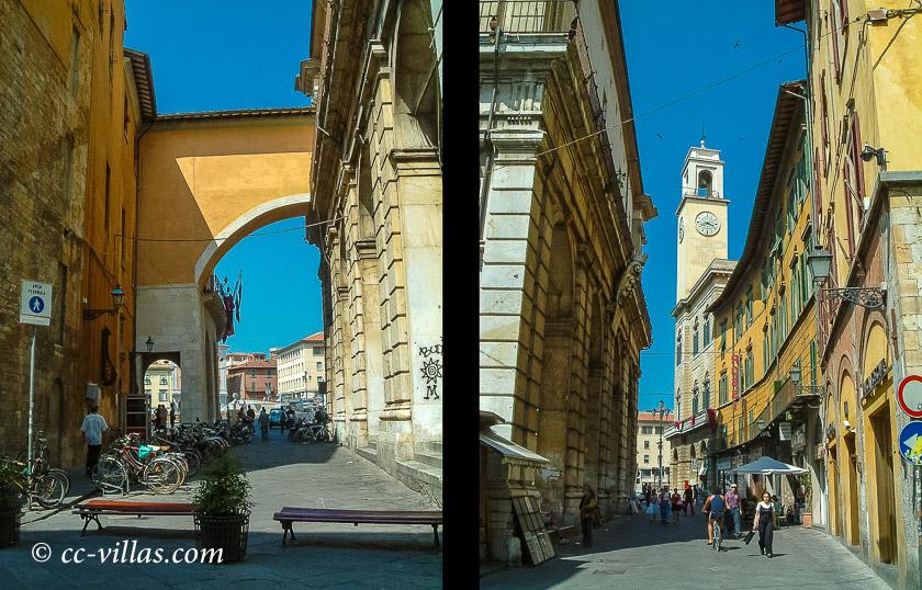 Pisa Toskana - Innenstadt
