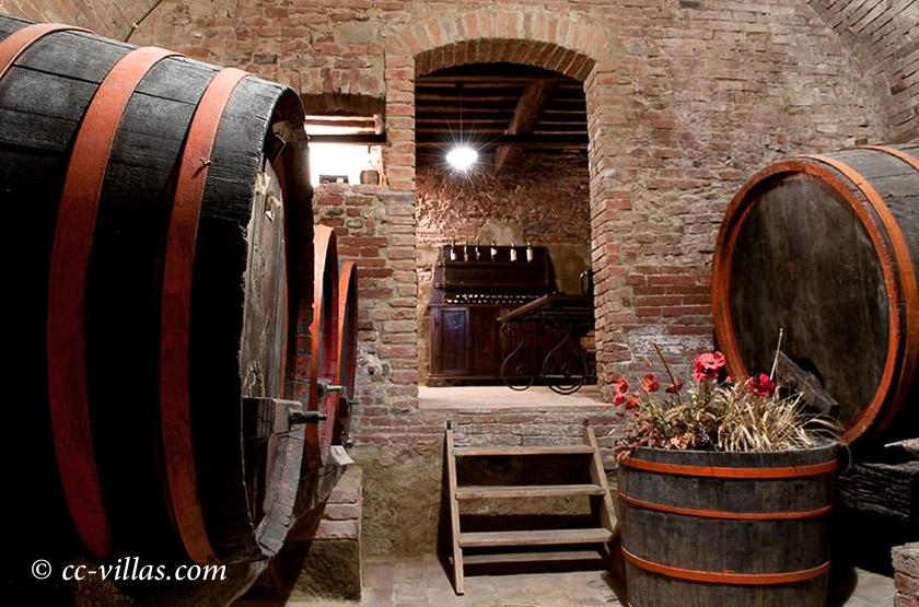 Montepulciano - privater Weinkeller