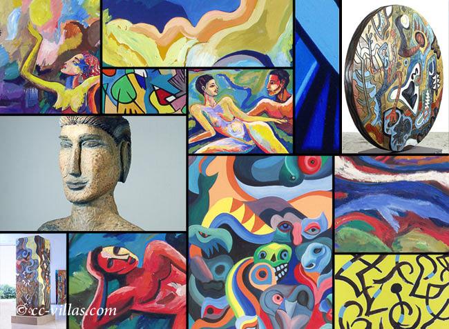 frühere Werke Artist Mariano Hernandes Nibbrig - Pietrasanta