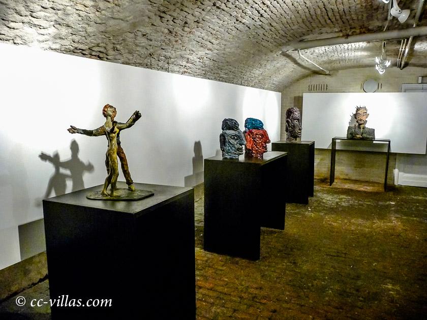 zeitgenössische Ausstellung Mariano Hernandes Nibbrig - Pietrasanta