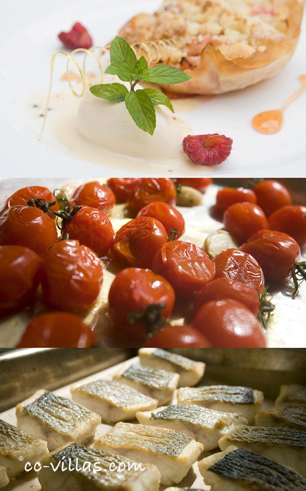Kochkurs Toskana drei Gerichte