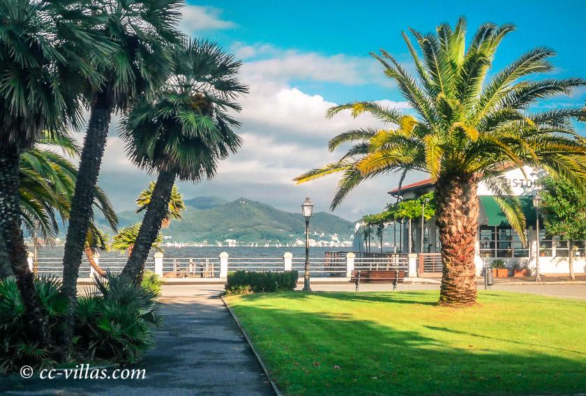 Viareggio Italien am Lago die Massaciuccoli