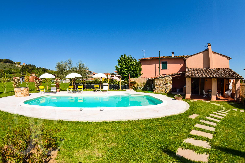 Ferienhaus Toskana für 2 Personen mit Privat-Pool