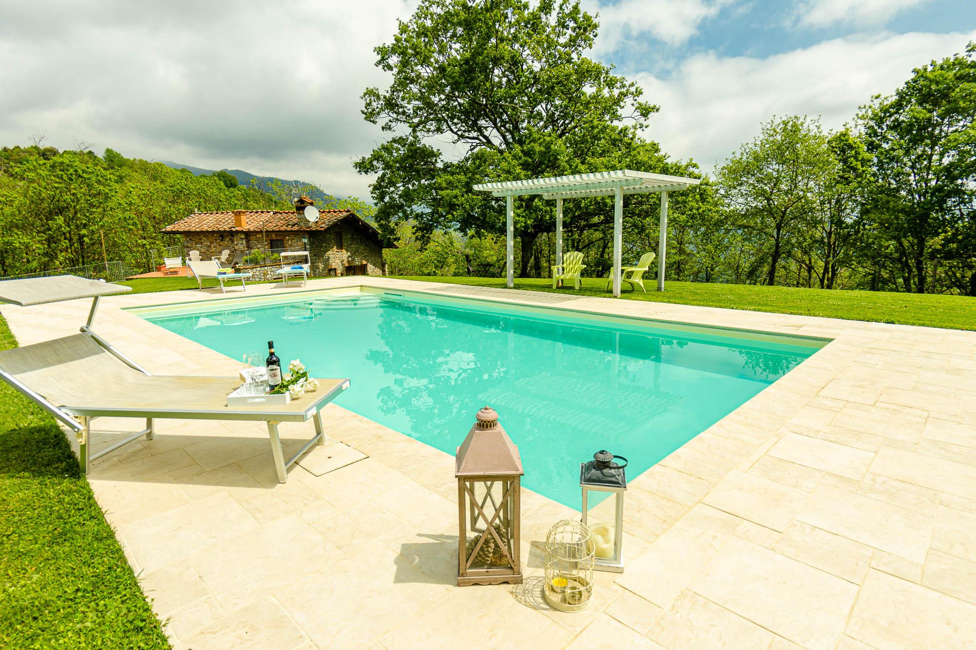 Ferienhaus toskana mit pool und hund eingez unt - Formentera ferienhaus mit pool ...