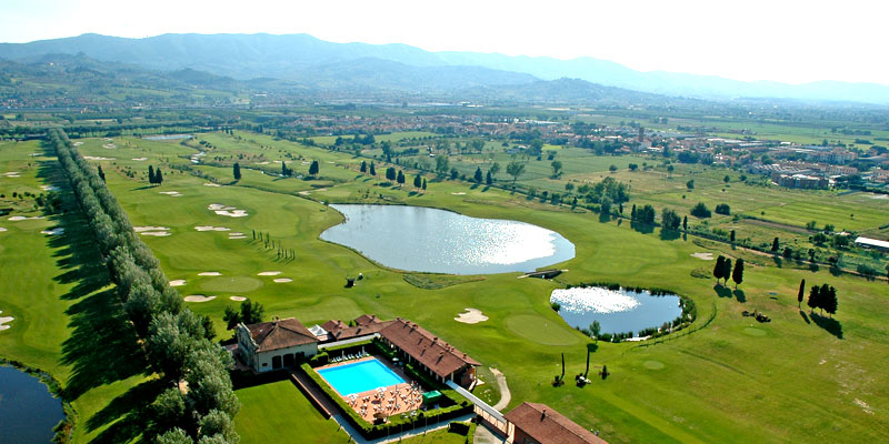 Le Pavoniere – Golf in Tuscany between Lucca and Florence