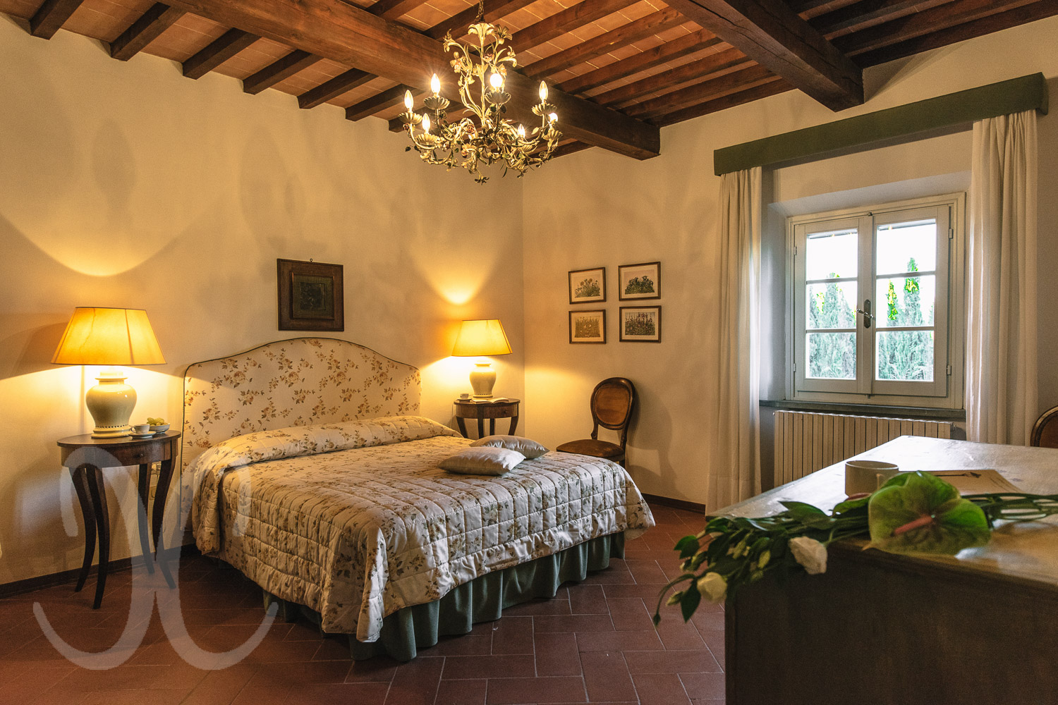 Florence Villa At Wine Estate Close To Golf Course