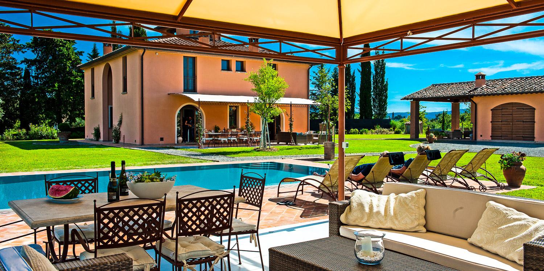 Ferienhaus Toskana Exklusiv