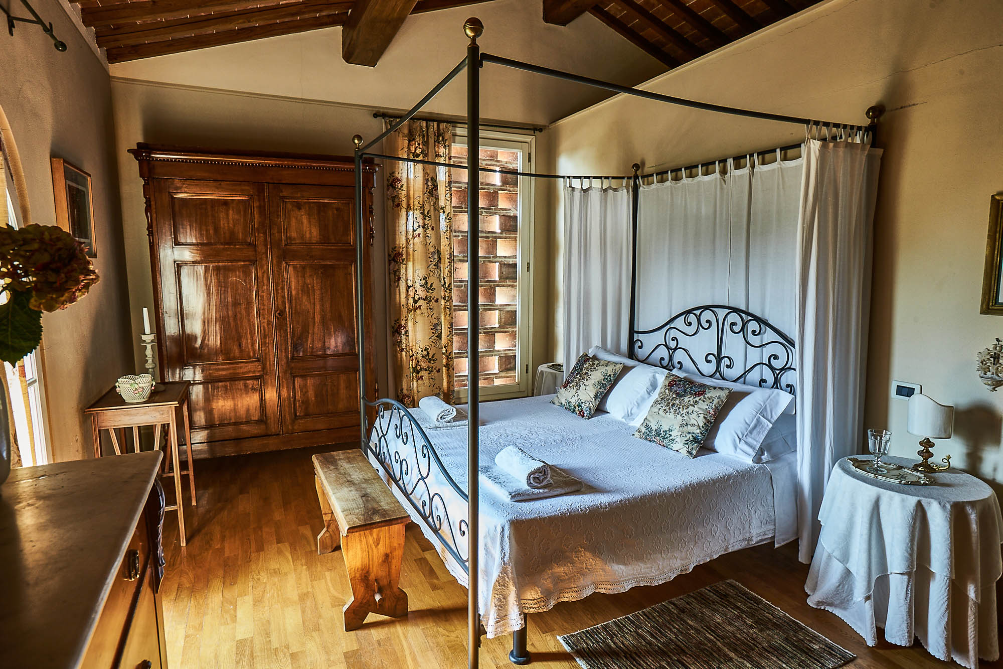 Toskana Landhaus nahe Dorfrand - Villa Niccoletta