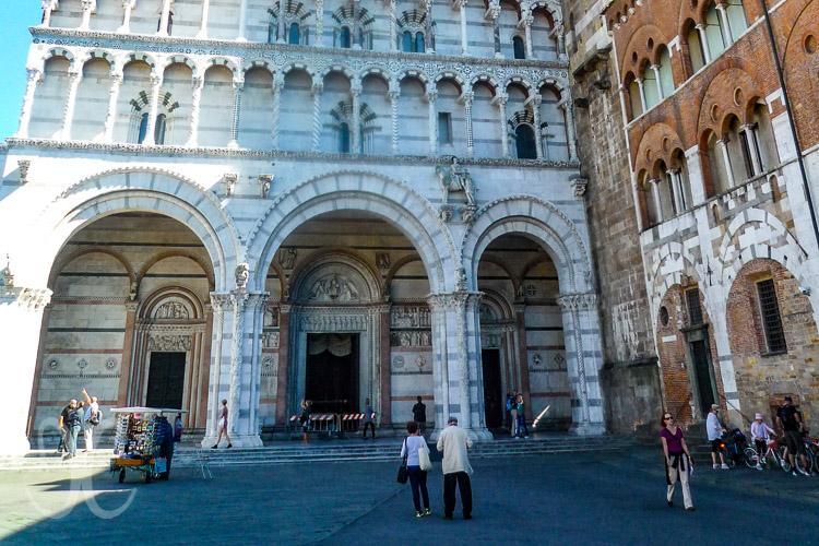 Dom von Lucca San Martino