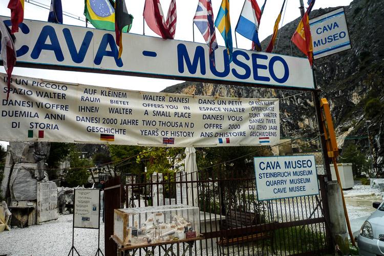 Marmormuseum von Walter Danesi