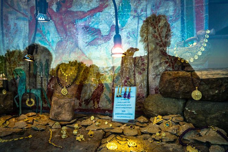 Kunsthandwerk auch in der Goldschmiedekunst