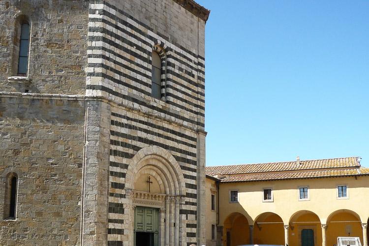Ein Octogon die Taufkapelle San Giovanni