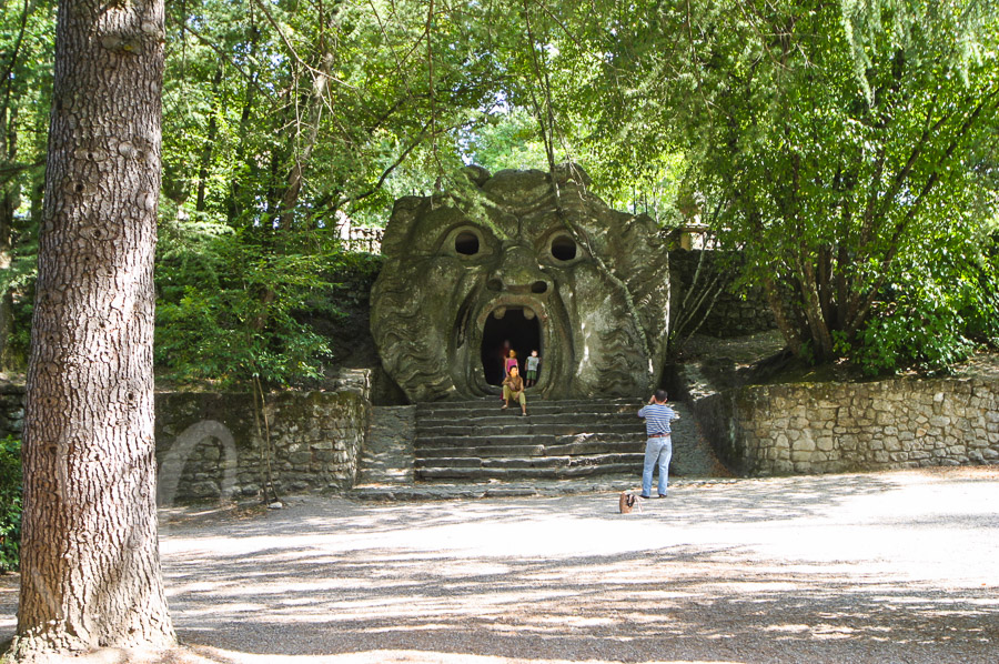 Monsterpark Bomarzo